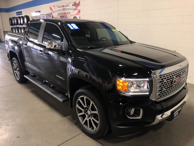 Pre-Owned 2018 GMC Canyon Denali